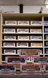 Kit Classics Scale Trains Display 2
