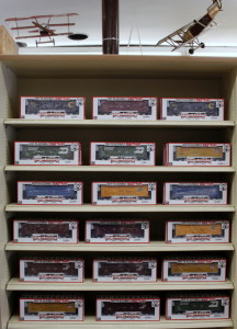 Kit Classics Scale Trains display 1